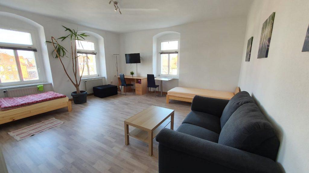 Großzügige moderne Doppelzimmer
